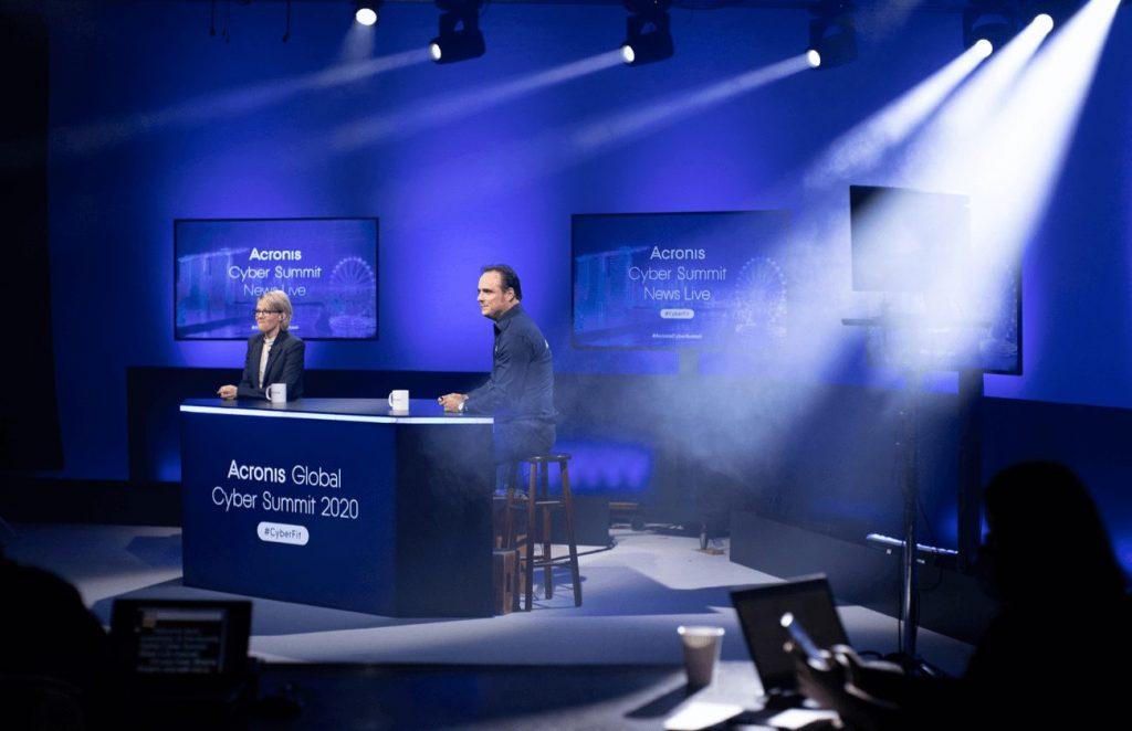 TV Studio - Acronis Case Study
