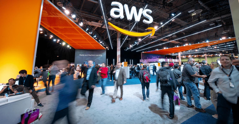 Amazon reinvent-event sponsorship guide
