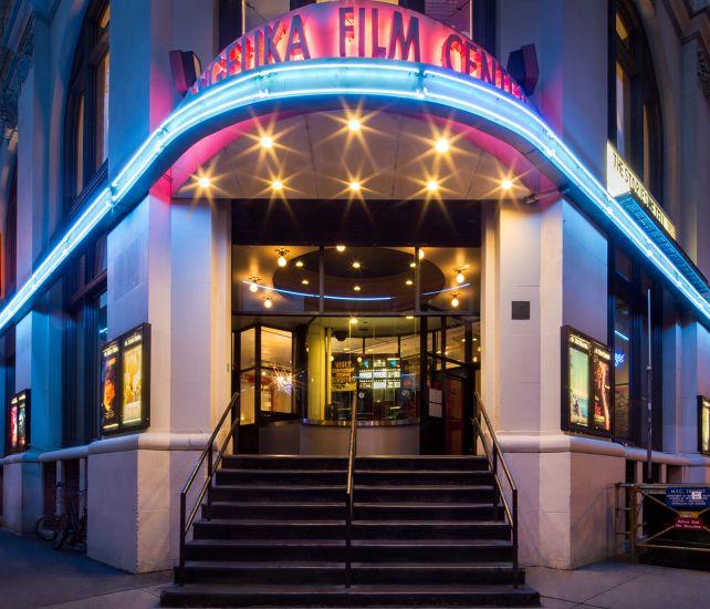 Angelika Film Center - New York Event Venue