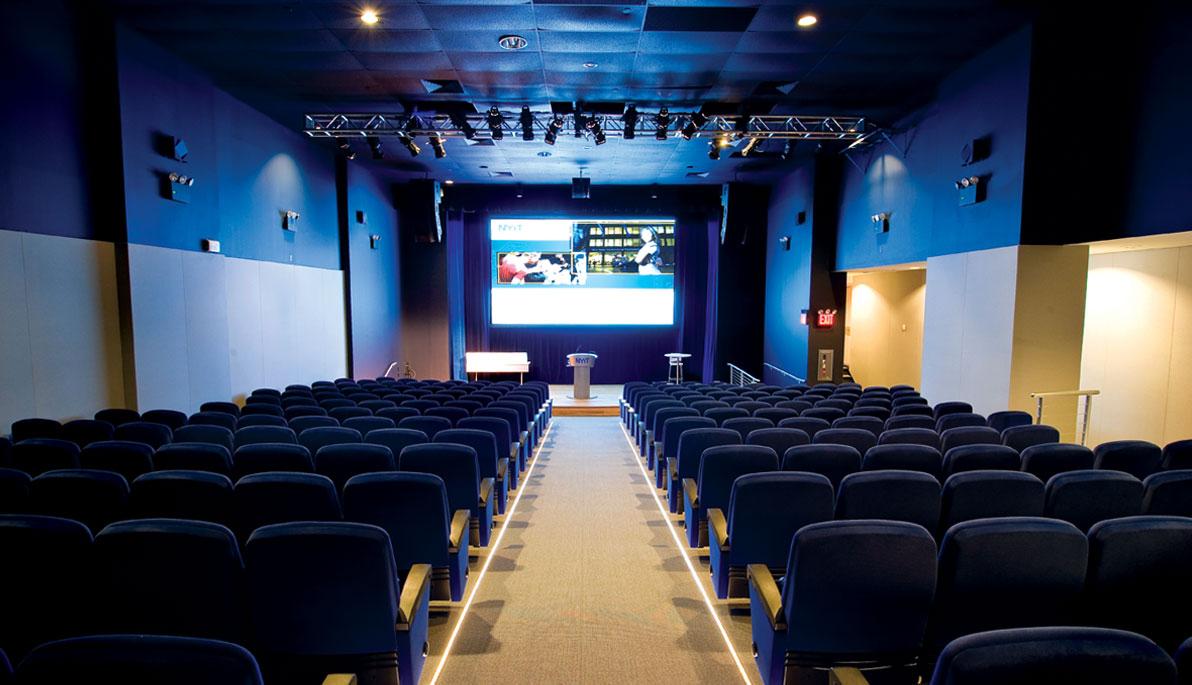 NYIT Auditorium - New York City Event Venues