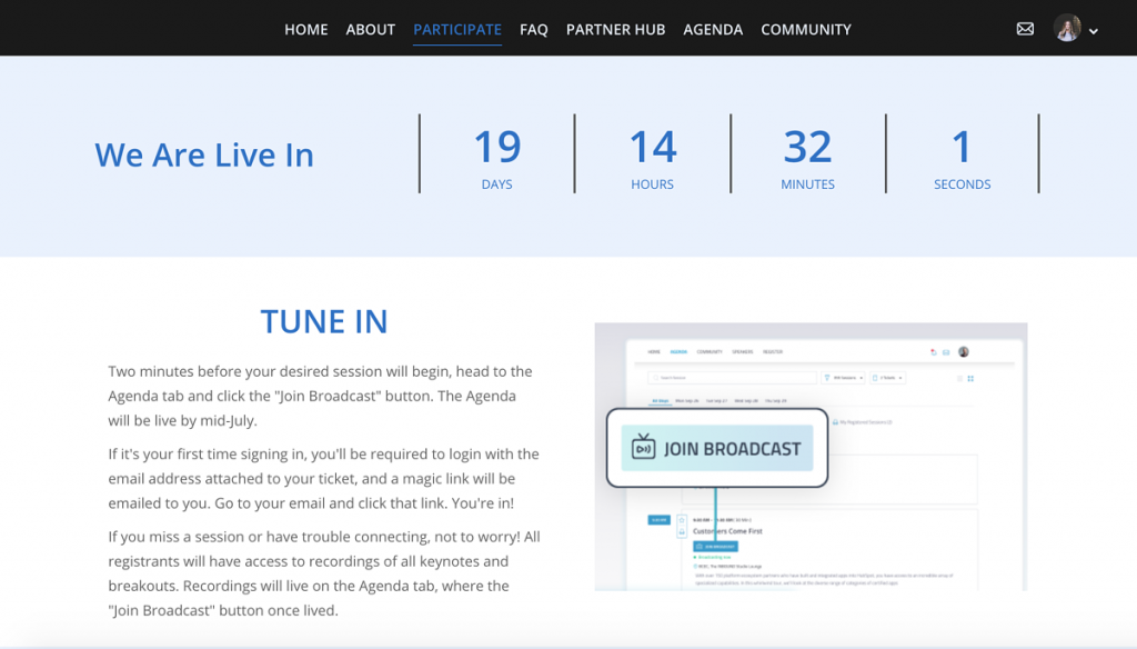 Virtual Broadcast - DJI Case Study