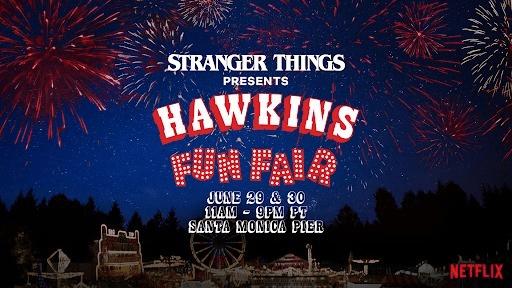 Mayor Kline's Fun Fair - Netflix Event Marketing