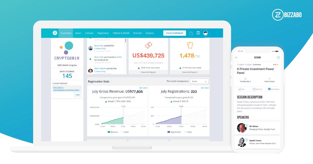 Bizzabo - Event Marketing Tools