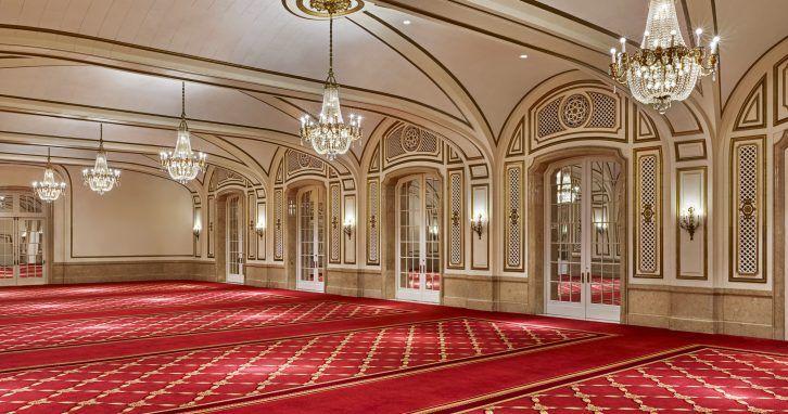 Ballroom at The Palace Hotel San Francisco