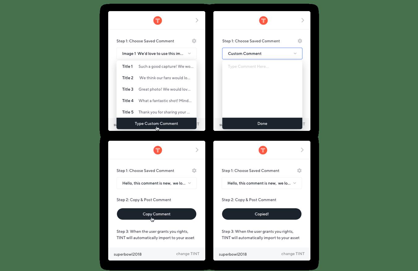 TINT - Event Marketing Tools