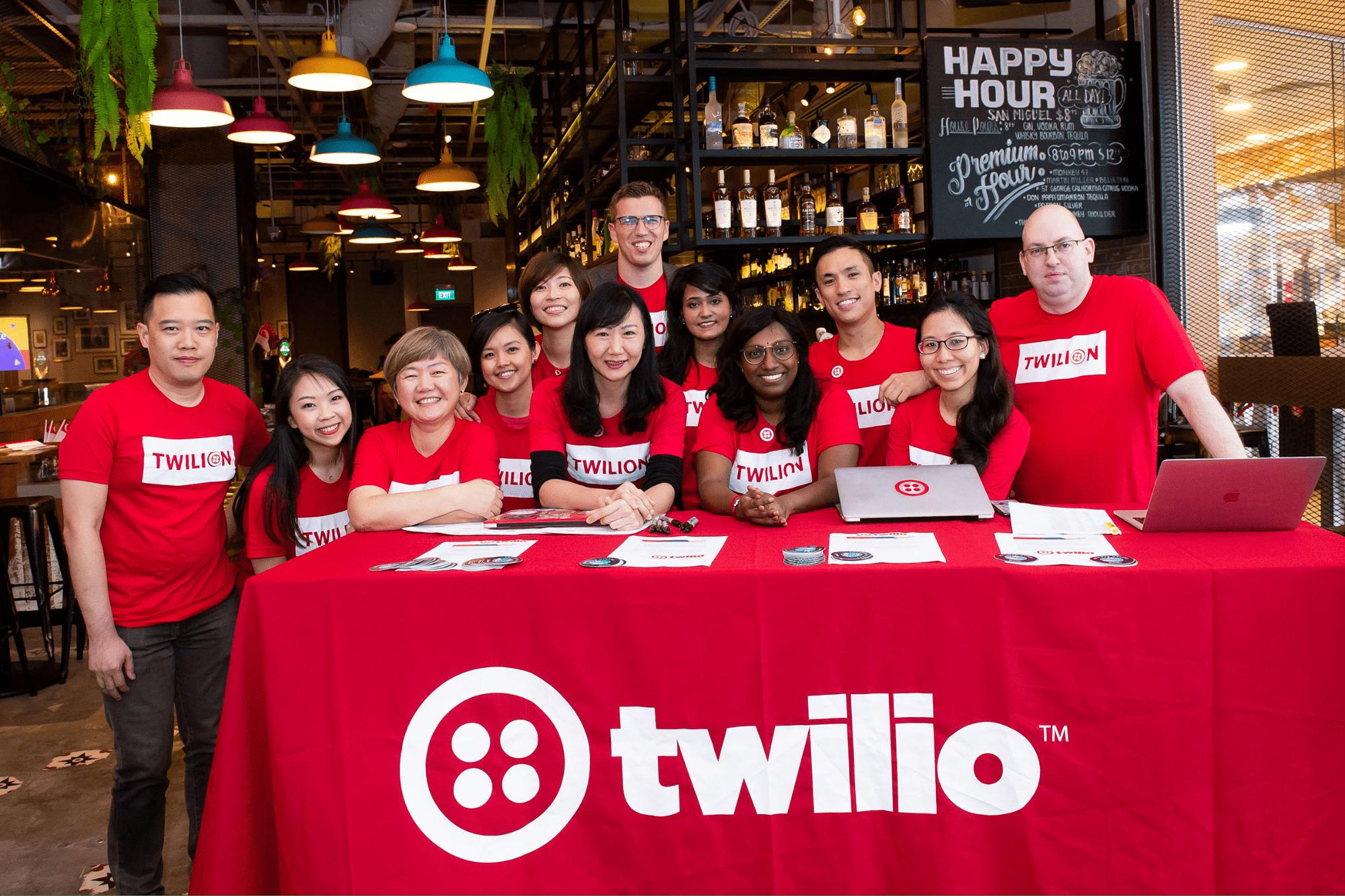 Twilio After Hours - Twilio Event Marketing
