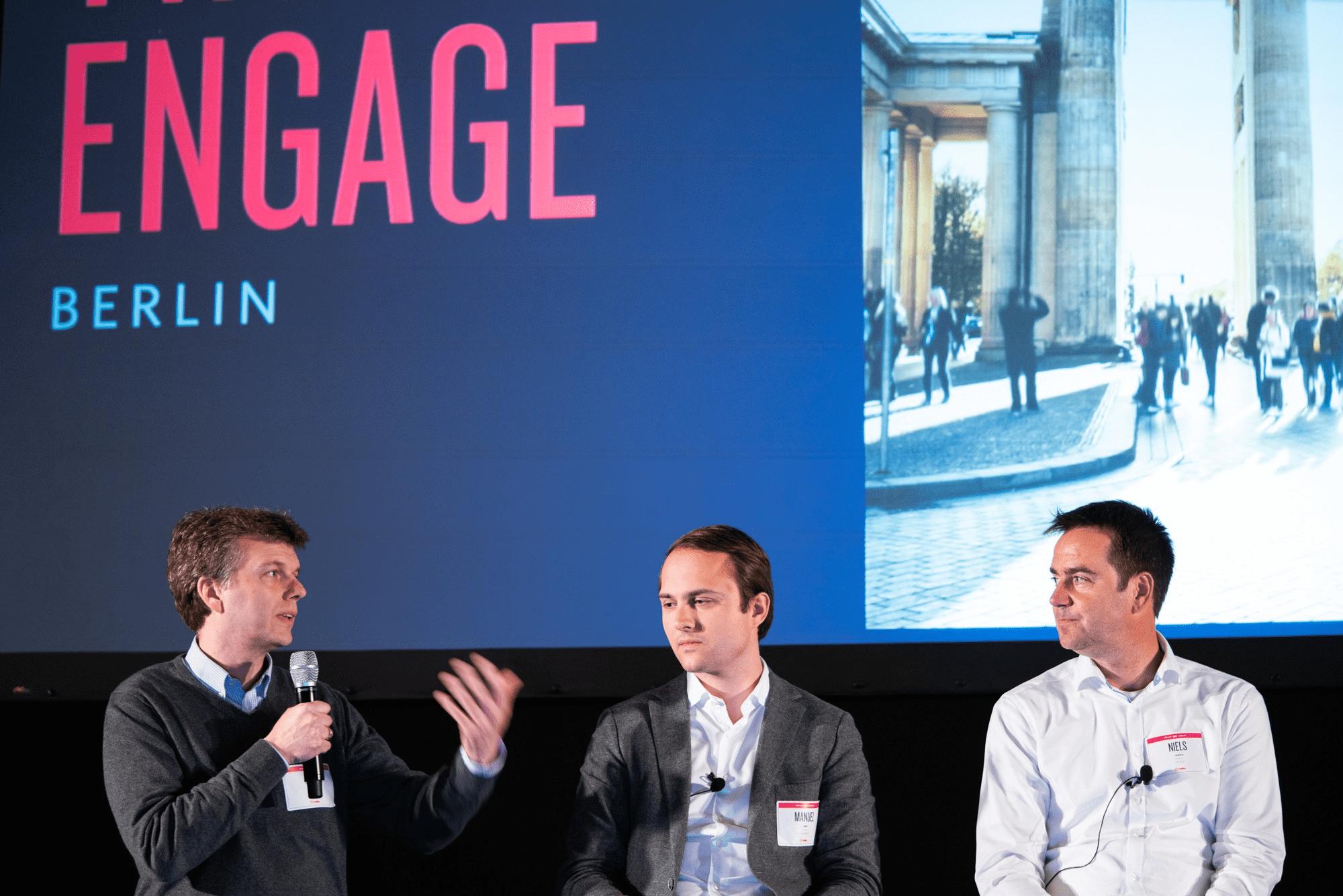 Twilio Engage - Twilio Event Marketing
