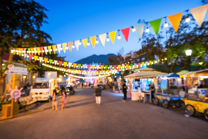 VICE Night Market - Vice Event Marketing