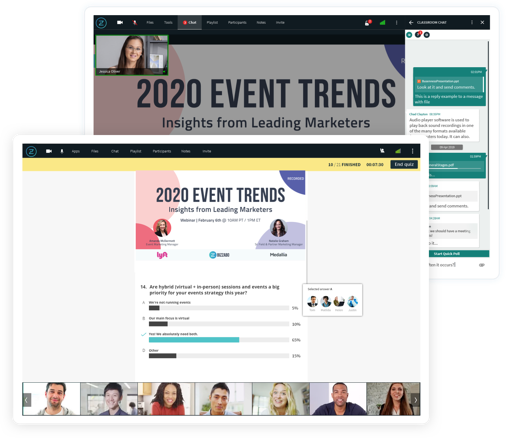 Bizzabo virtual event solution - Virtual event tools