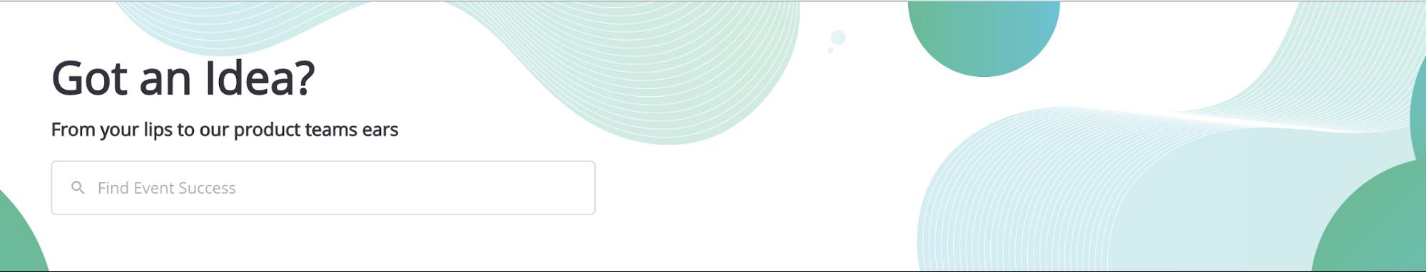 Virtual Suggestion Box - Audience Enagement