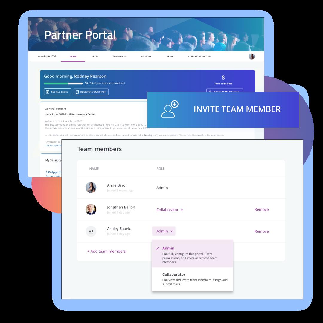 Partner Management Solution