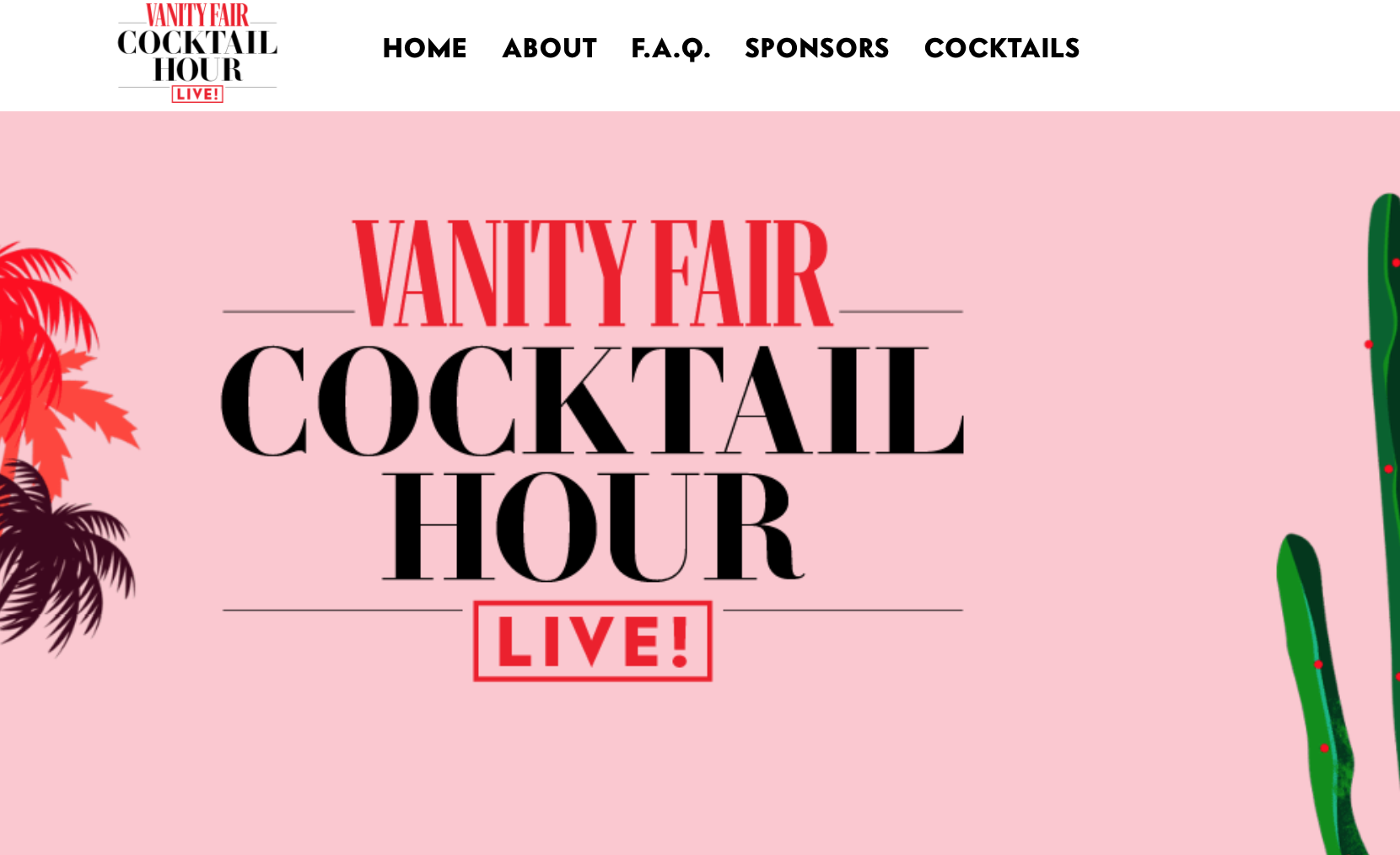 bizzabo vanity fair event example