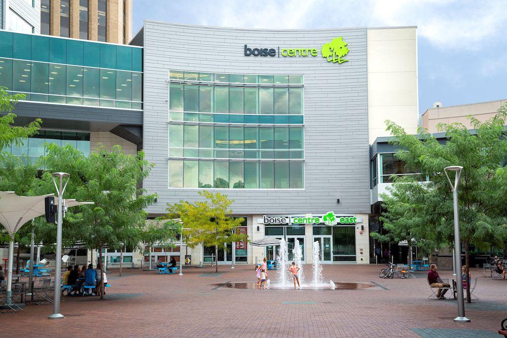 Boise Centre - Boise Event Venues