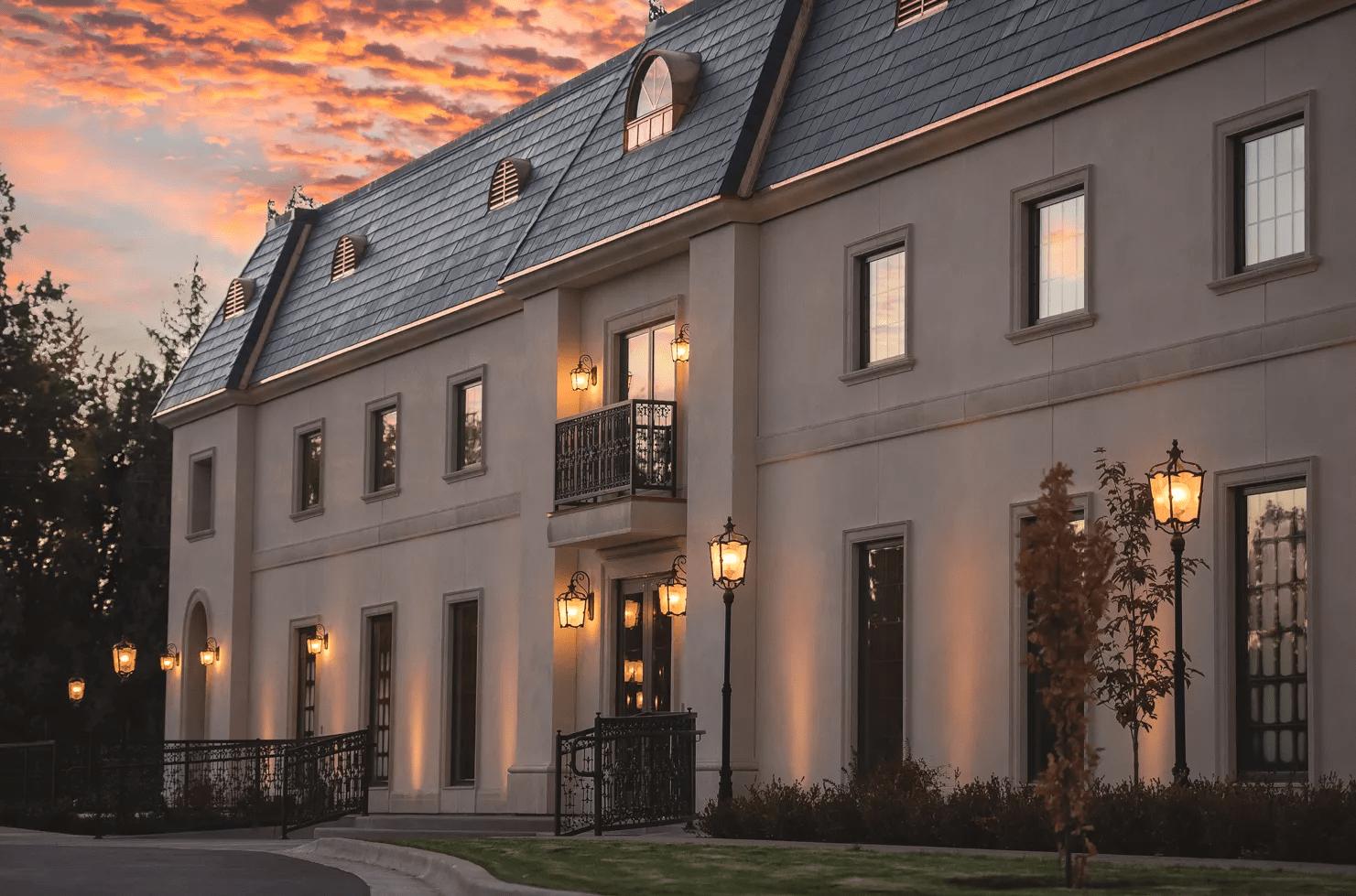Chateau des Fleurs - Boise Event Venues