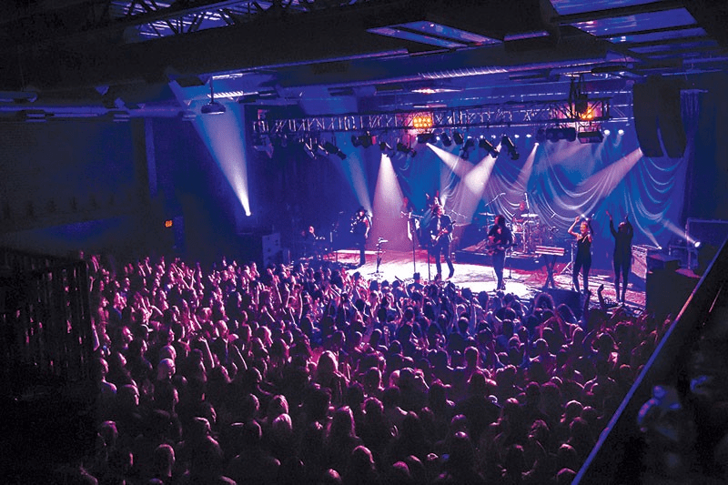 Knitting Factory - Boise Event Venues