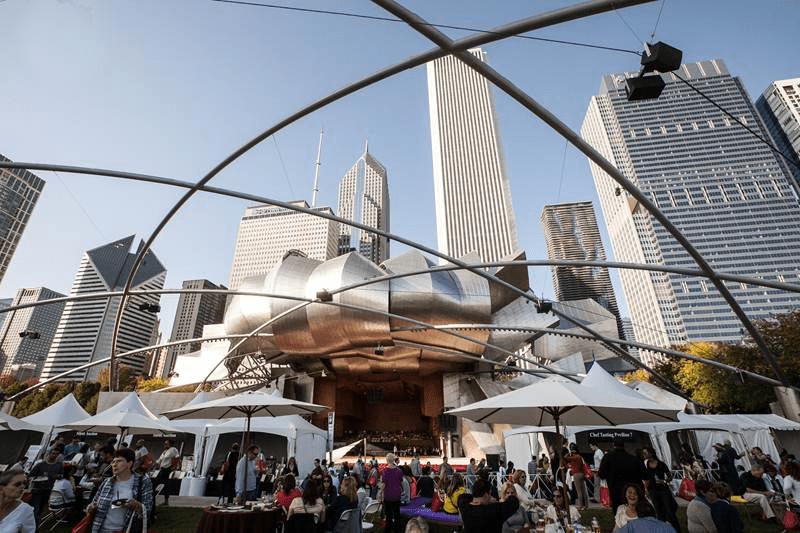 Chicago Gourmet - Bon Appetit Event Marketing