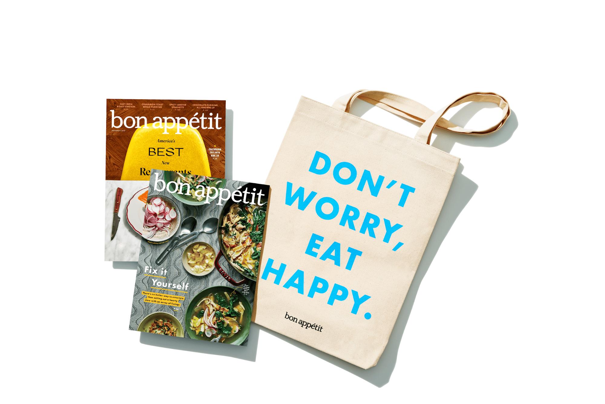 Bon Appetit Content - Bon Appetit Event Marketing