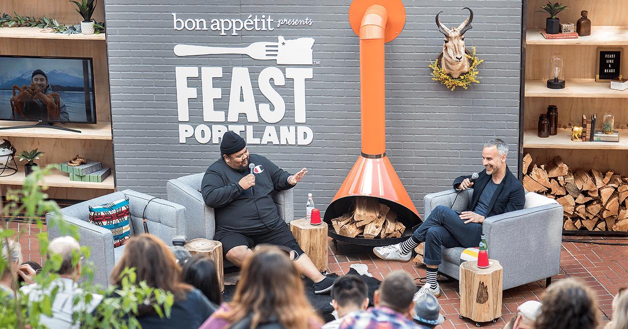 Feast Portland - Bon Appetit Event Marketing