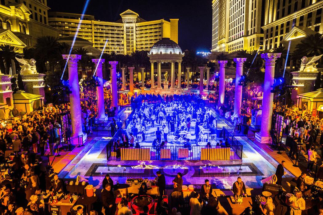 Vegas Uncork'd - Bon Appetit Event Marketing
