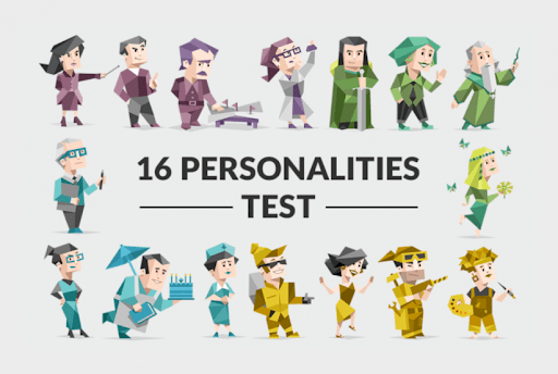 16personalities Test - virtual gift ideas