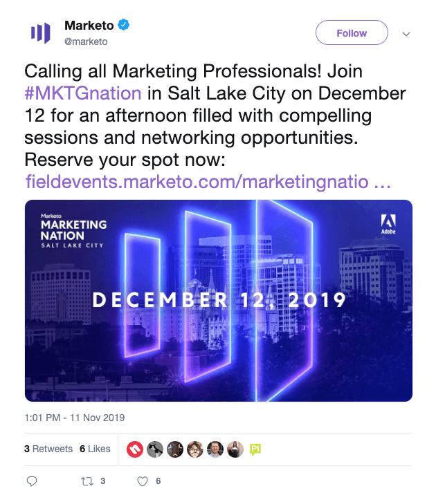 Marketing Nation Marketo - Event Roadshow Guide