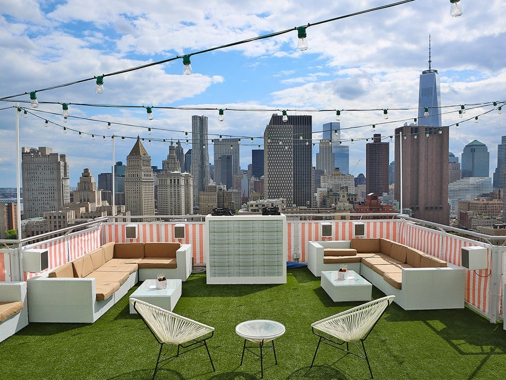Mondrian Rooftop - Event Venues in North America