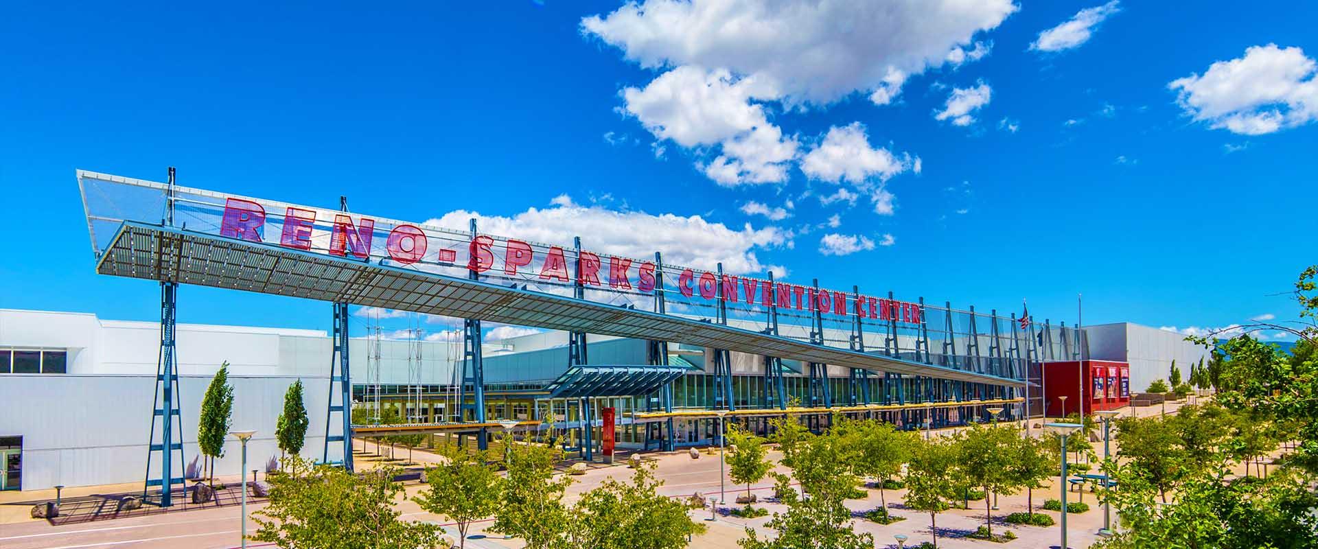 Reno-Sparks Convention Center - Event Venues in North America