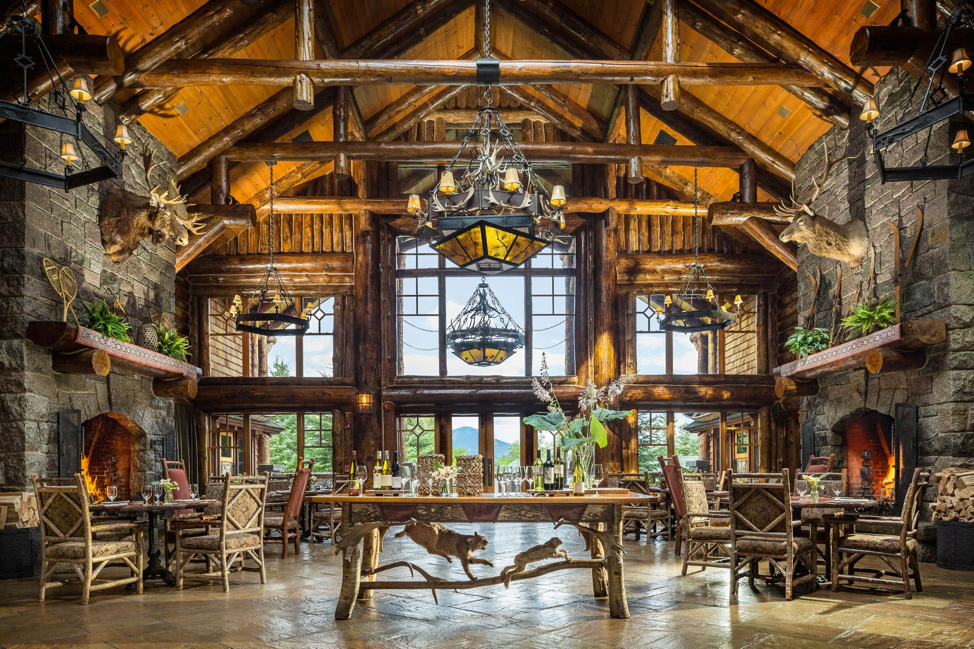 Whiteface Lodge - Event Venues in North America