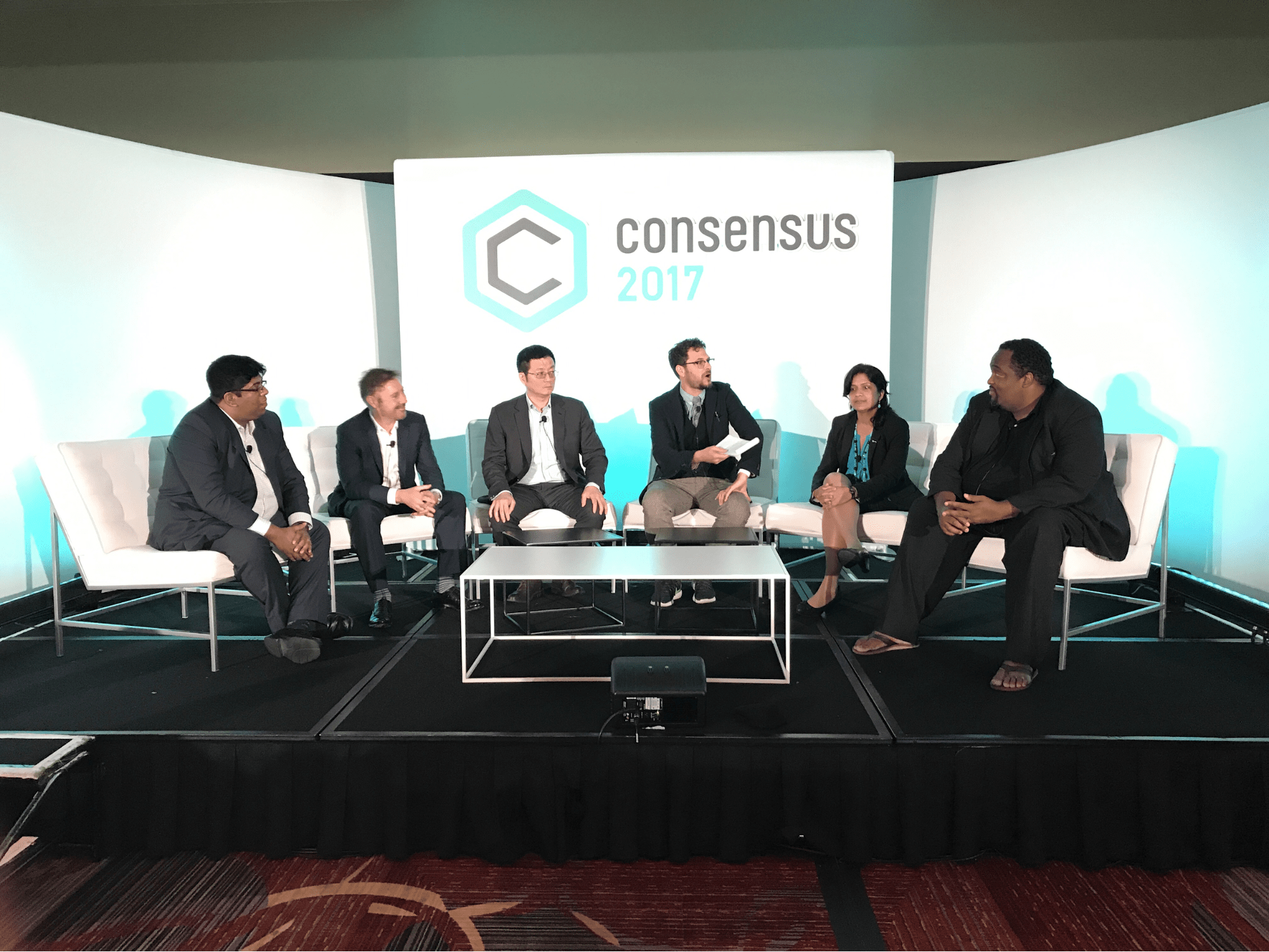 Consensus by CoinDesk - Events That Generate ROI