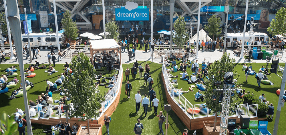 Dreamforce - Events That Generate ROI
