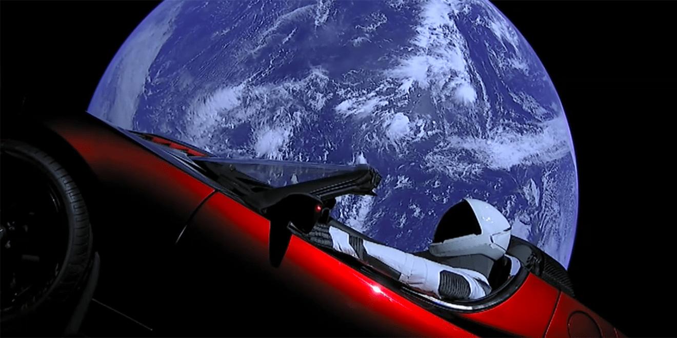 Tesla $0 Budget - Guerilla Marketing Examples