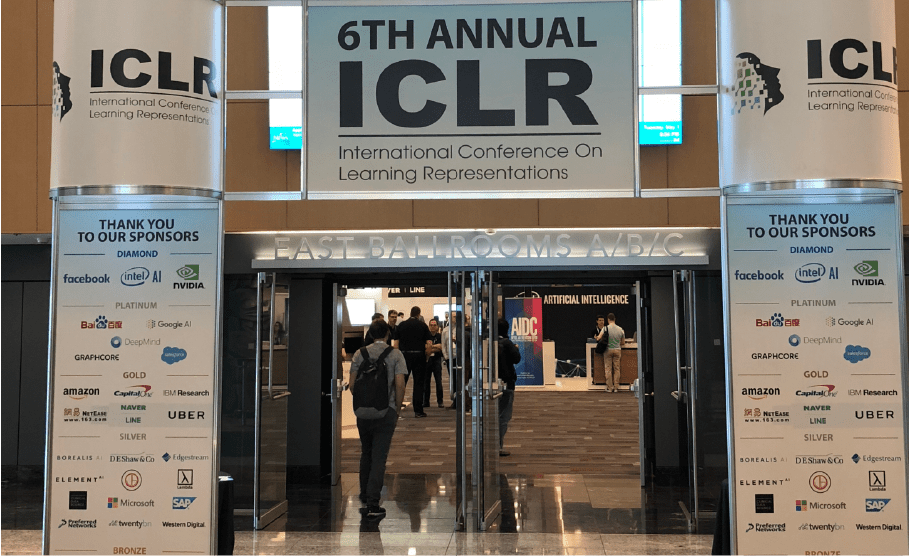 International Conference on Learning Representations (ICLR) - Machine Learning Events