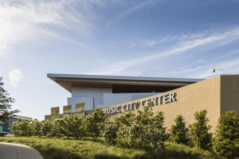 Music City Center - Nashville Event Venues