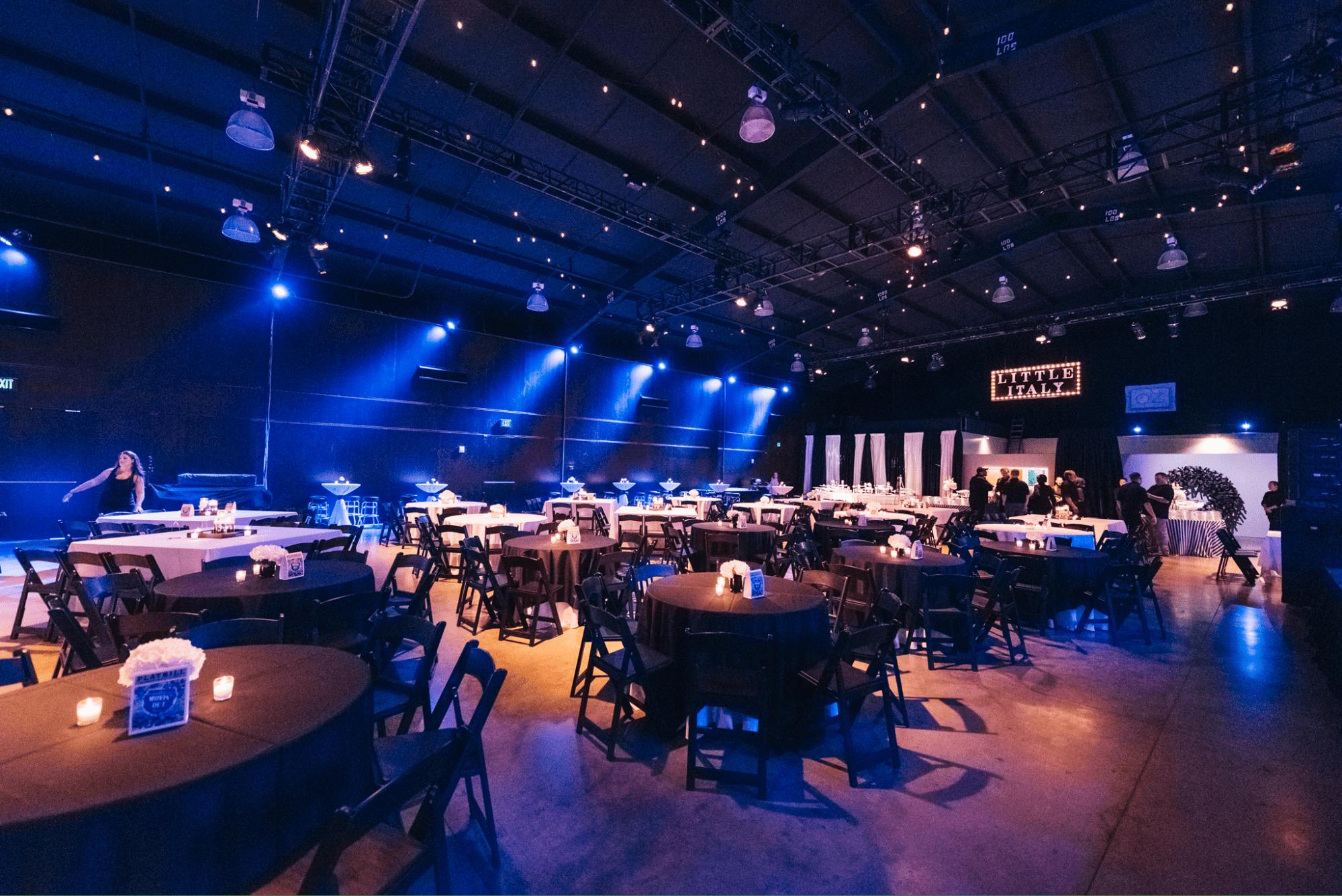 OZ - Nashville Event Venues