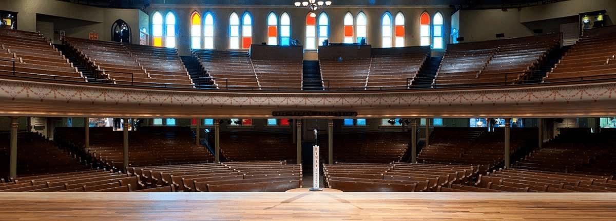 Ryman Auditorium - Nashville Event Venues