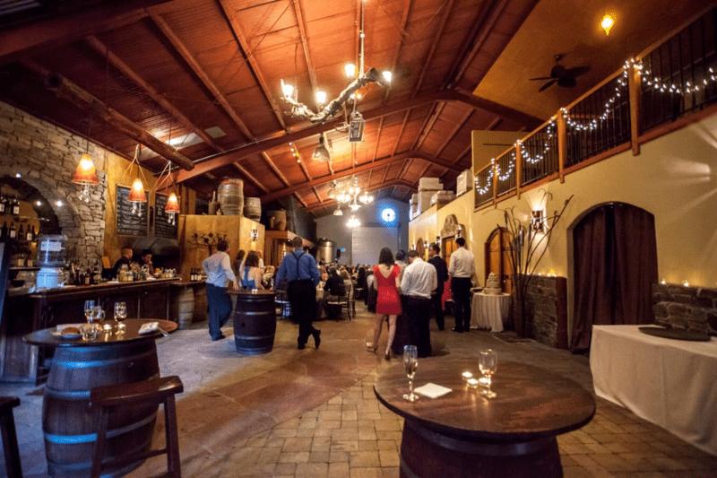 La Honda Winery - Palo Alto Event Venues