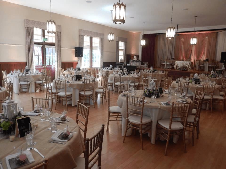 Woman's Club - Palo Alto Event Venues