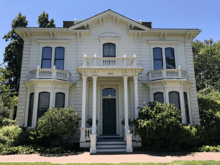 Rengstorff House - Palo Alto Event Venues