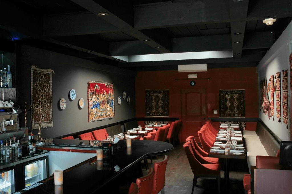 Anatolian Kitchen - Palo Alto Event Venues