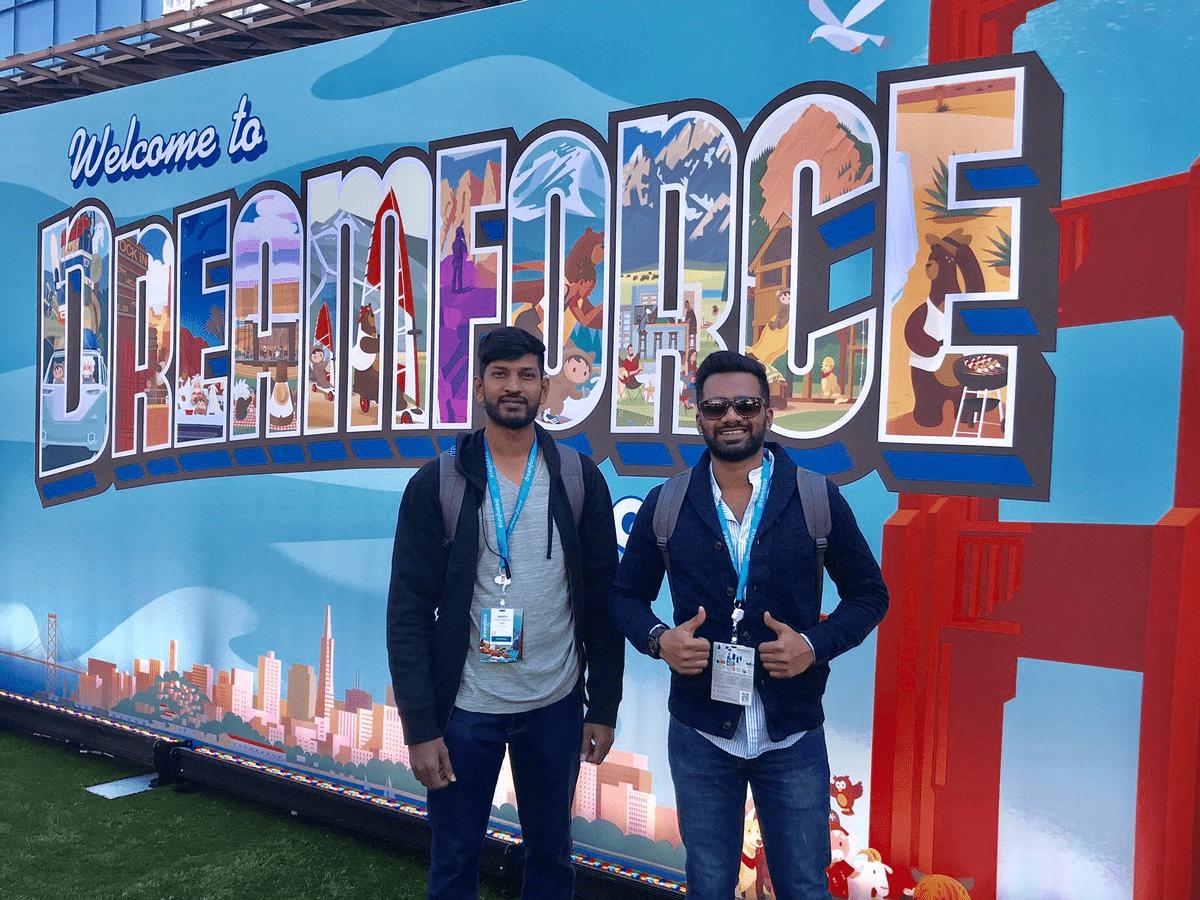 Dreamforce - SaaS Conferences
