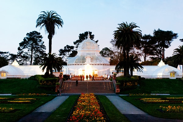 Conservatory of Flowers - San Francisco Event Venues