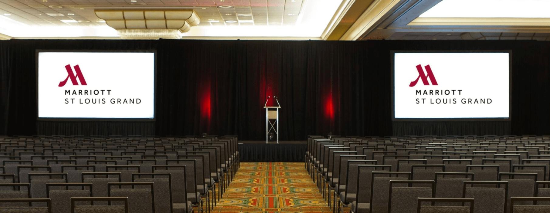Marriott St Louis Grand - St. Louis Event Venues