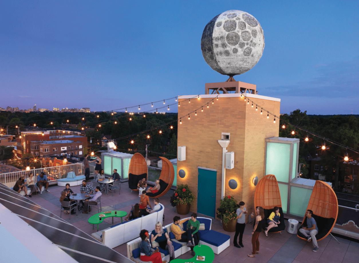 Moonrise Hotel - St. Louis Event Venues