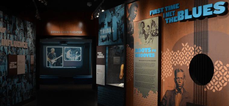 National Blues Museum - St. Louis Event Venues