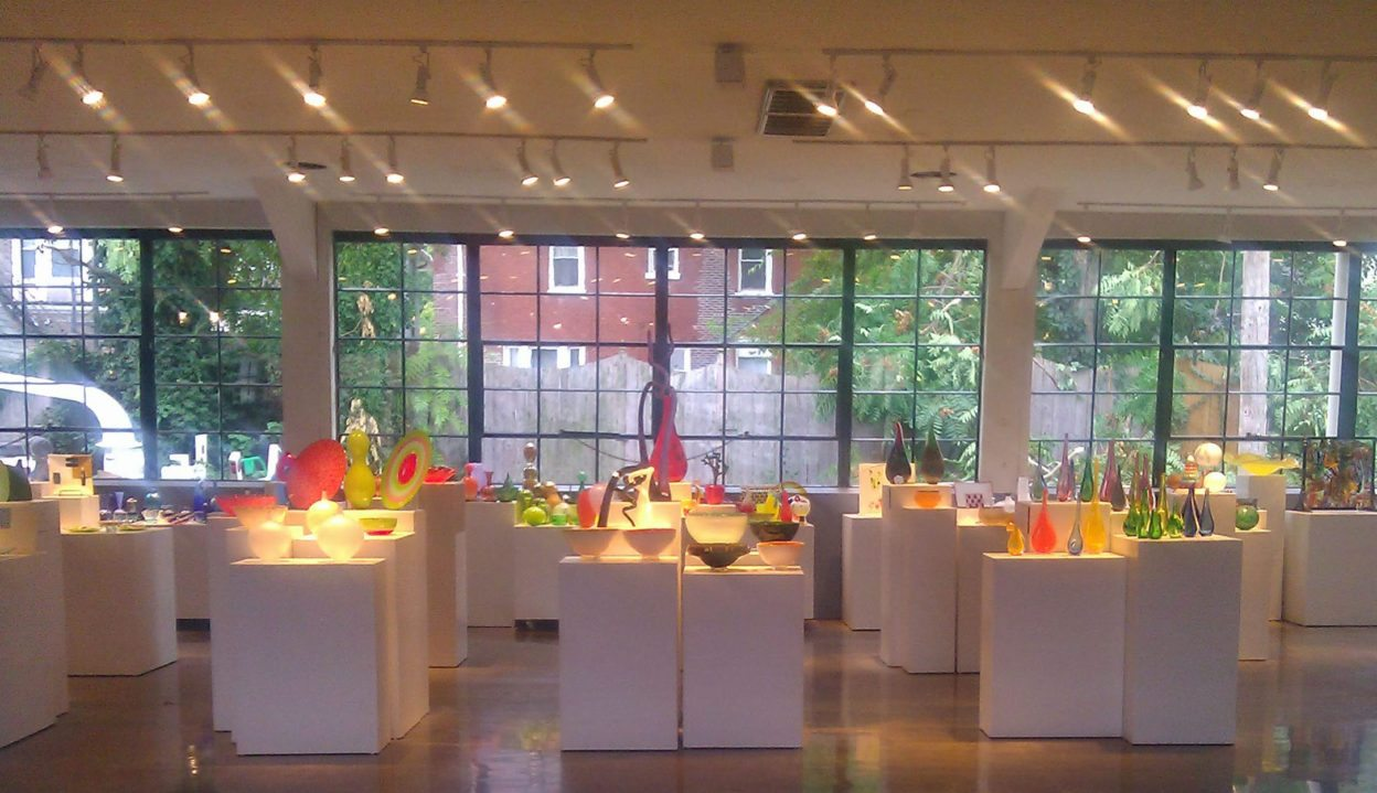 Third Degree Glass Factory - St. Louis Event Venues
