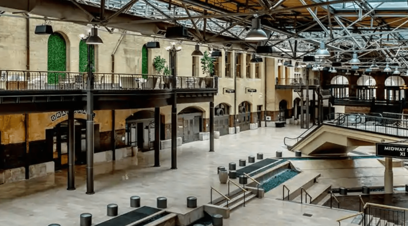 St. Louis Union Station - St. Louis Event Venues