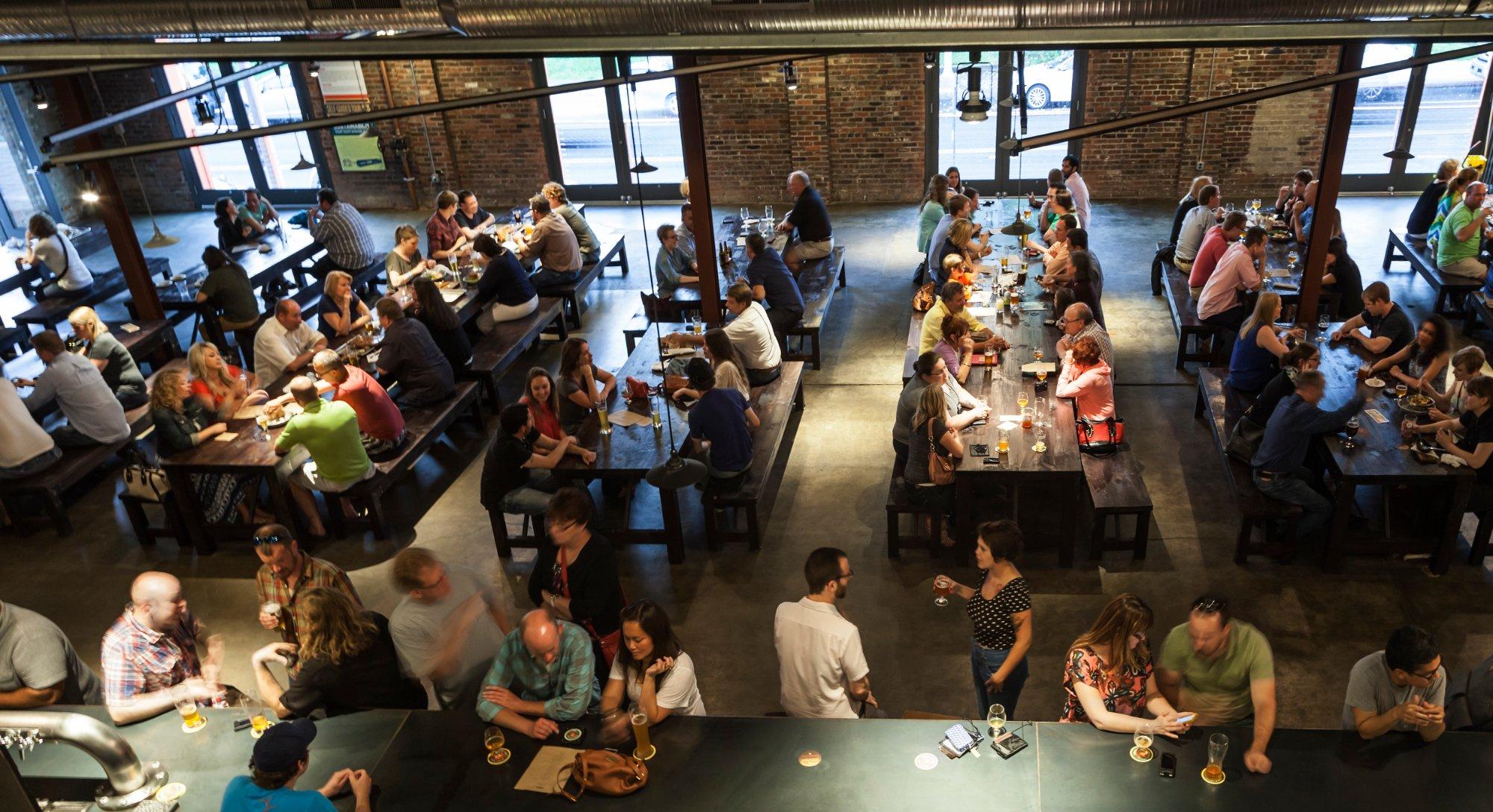 Urban Chestnut - St. Louis Event Venues