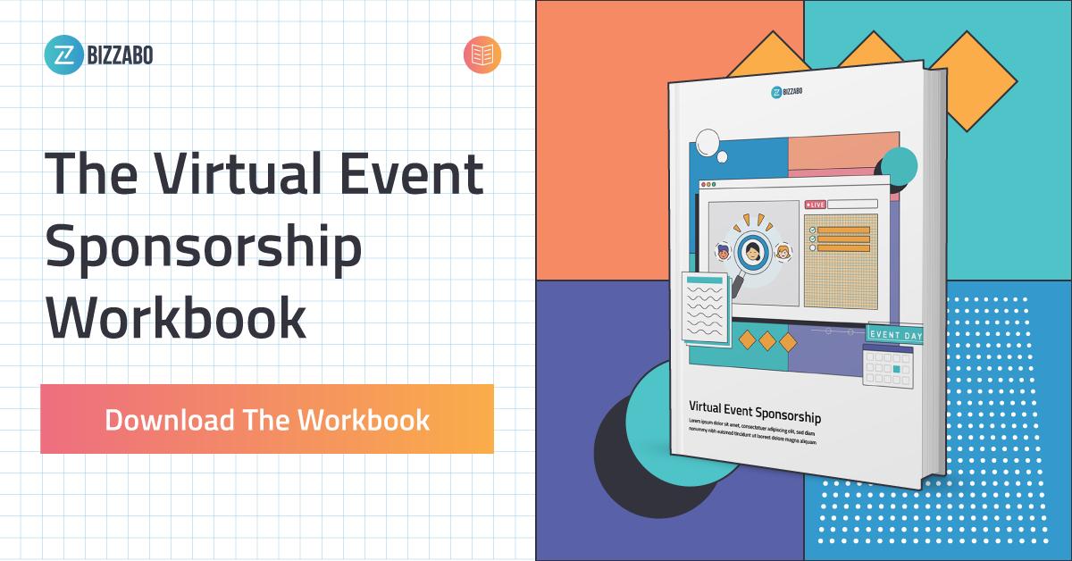 virtual event sponsorship workbook download - event sponsorship guide