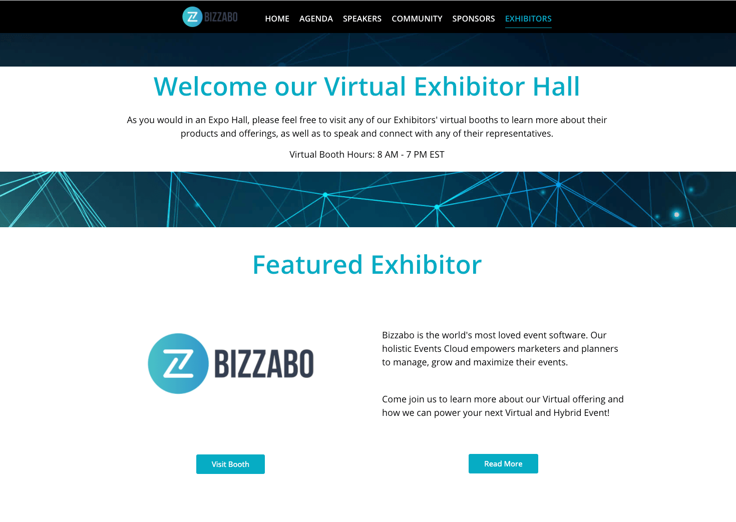 Exhibitor Hall - Virtual Events Guide