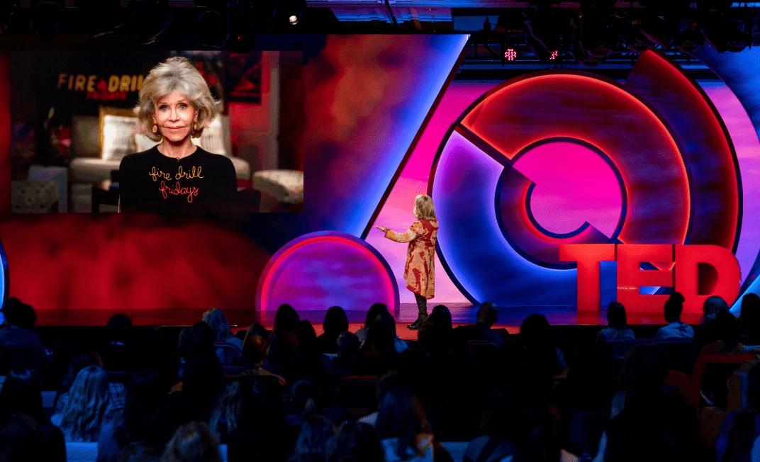 TEDWomen - Women's Conference